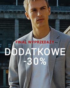 DODATKOWE -30%